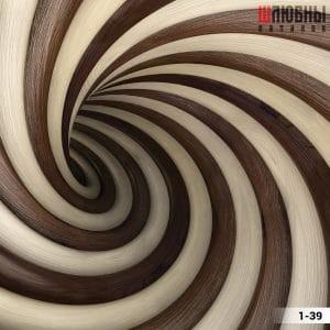 Натяжной потолок абстракция 1-39 в Могилеве фото