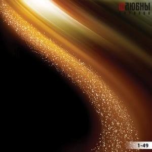 Натяжной потолок абстракция 1-49 в Могилеве фото