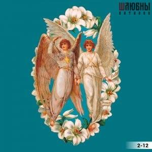 Натяжной потолок ангел 2-12 в Могилеве фото