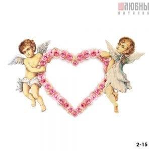 Натяжной потолок ангел 2-15 в Могилеве фото