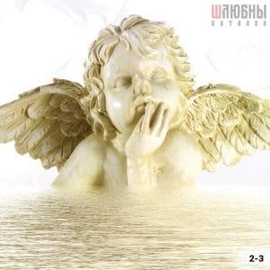 Натяжной потолок ангел 2-3 в Могилеве фото