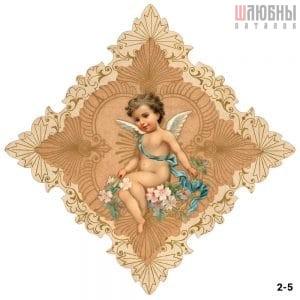 Натяжной потолок ангел 2-5 в Могилеве фото