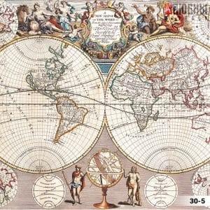 Натяжной потолок карта 30-5 в Могилеве фото