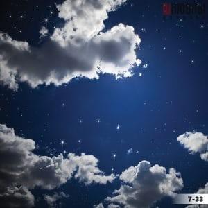 Натяжной потолок Небо 7-33 в Могилеве фото
